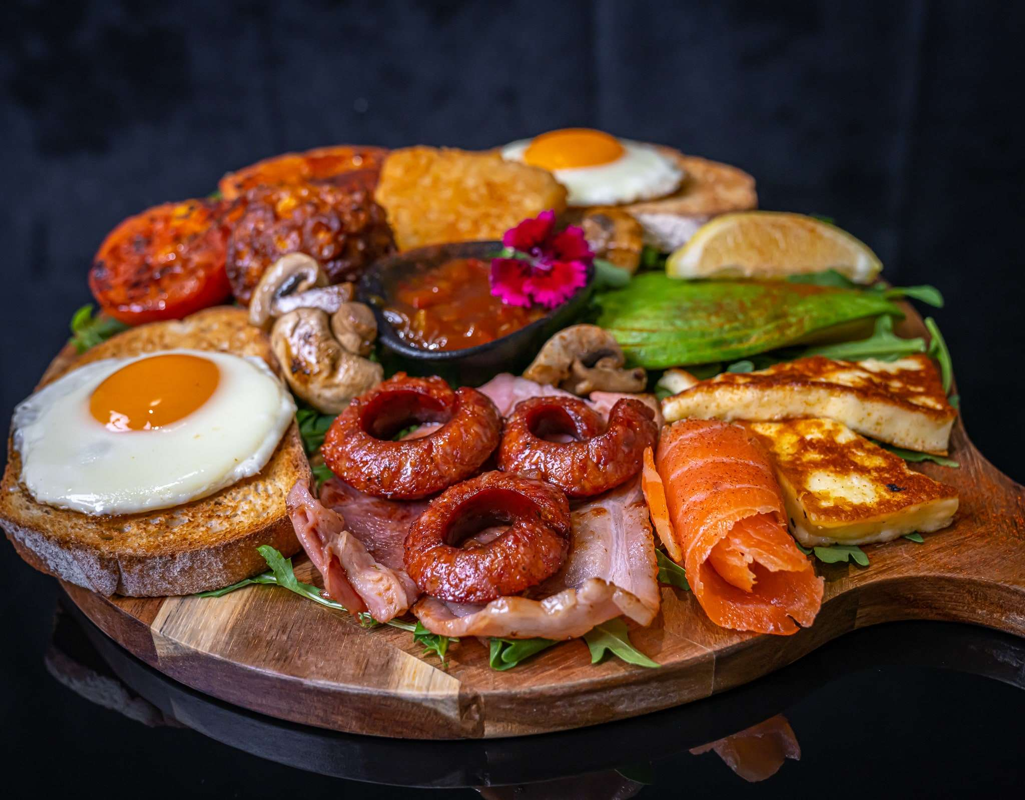Big Breakfast, Brisbane Cafe, Brisbane Breakfast