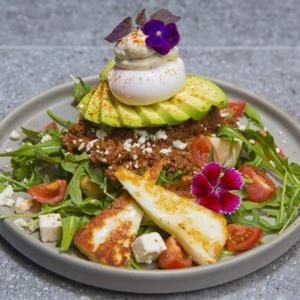 Avocado on toast, best breakfast in brisbane