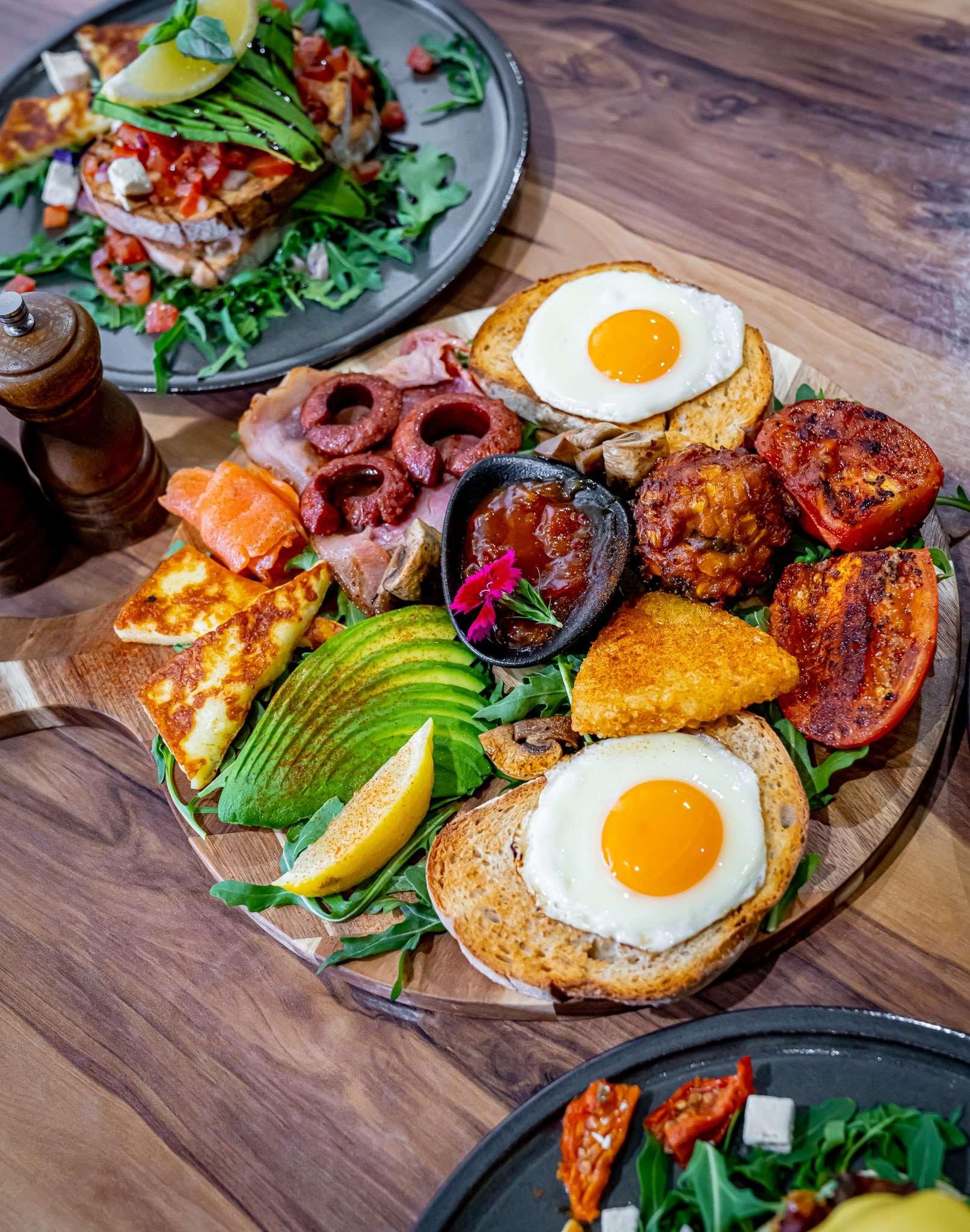 best breakfast in brisbane