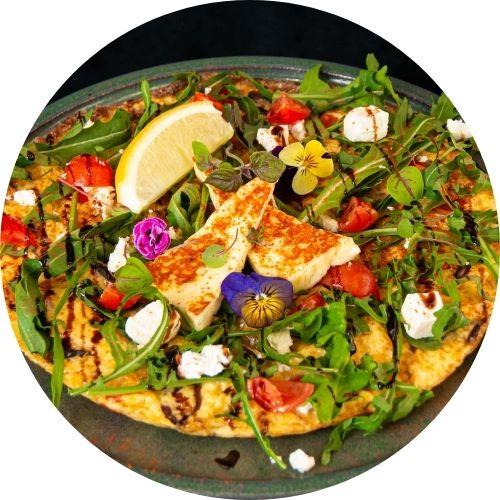 Spartan Omelette
